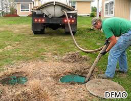 Drain Cleaning or septic cleaning